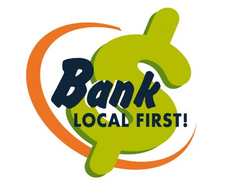 Bank local first